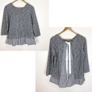 Anthropologie Clu + Willoughby Top